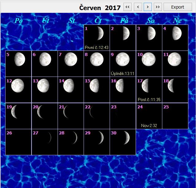 Horoskopy na červen 2017