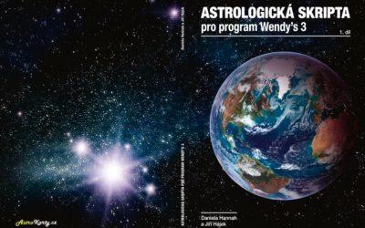 Astrologická skripta k softwaru Wendy´s 3 (Nebeský kalendář 3)